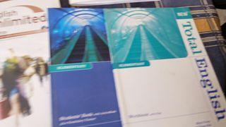 libros de ingles para la EOI .