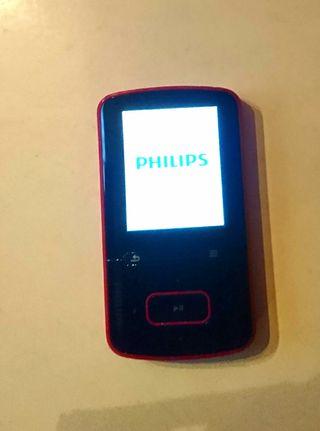 lecteur mp4 Philips 4go