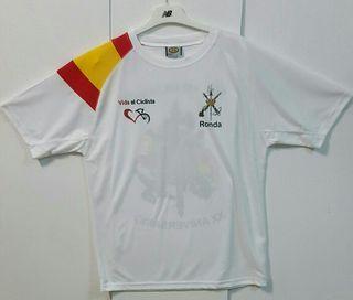 Camiseta 101 km ronda xx edición