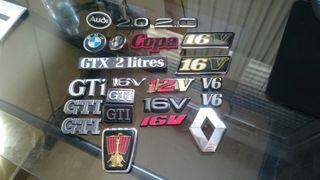 insignias de coches