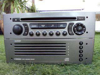 Radio cd Peugeot-Citroen