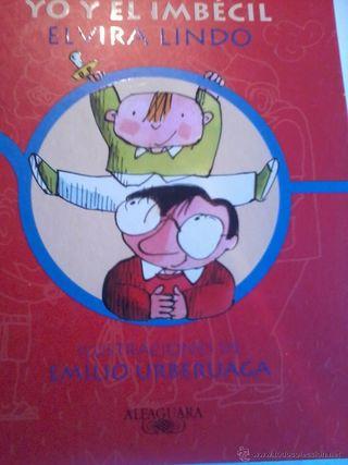 Libro: Yo y el imbécil