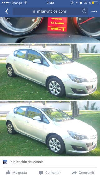 Opel Astra Bussines