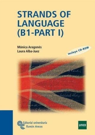 libro de Inglés uned:Strands of language part 1 b1