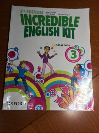 Inglés 3° primaria