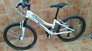 Bicicleta nueva ruedas de 24