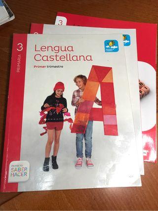 Lengua Castellana 3° Primaria