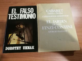 Dos libros de misterio