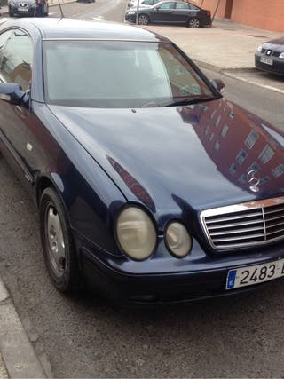Mercedes-Benz CLK 2000