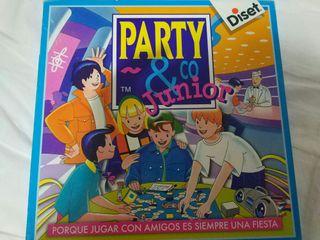 Juego de mesa: Party