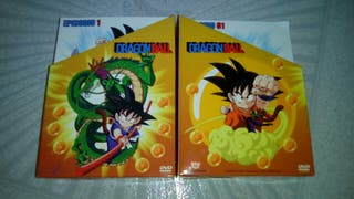 Coleccion de 61 DVD Dragón Ball