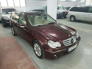 Mercedes-Benz C 220 CDI Familiar Auto.