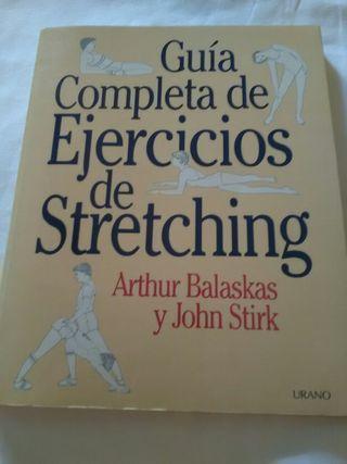 Libro de ejercicios de estiramientos