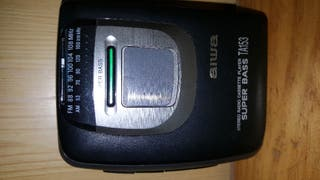 Radio Cassette AIWA (Walkman)
