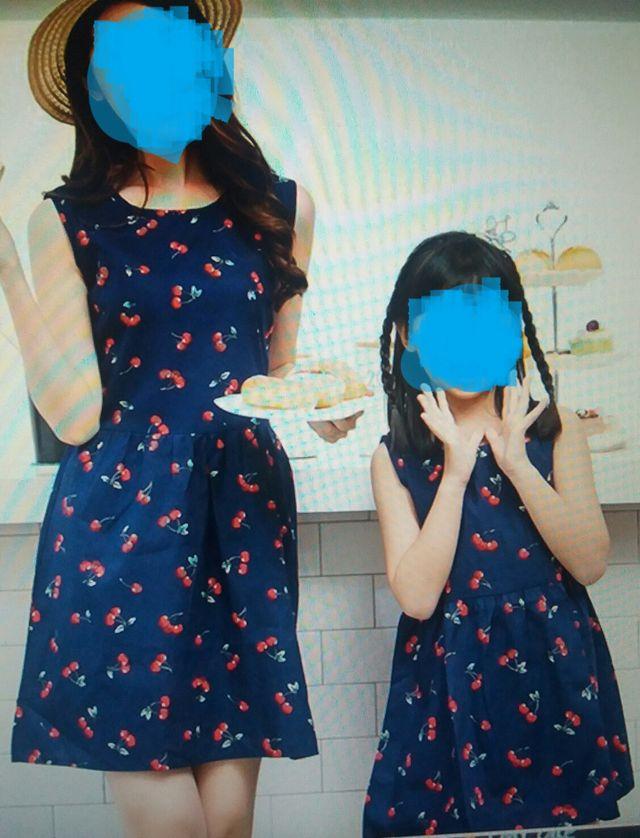 Vestido mama&hija sin estrenar