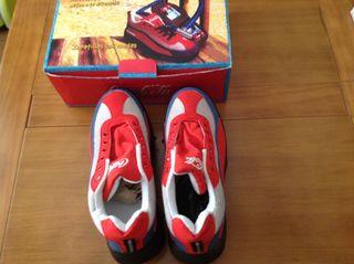 Zapatillas con ruedas coleccio