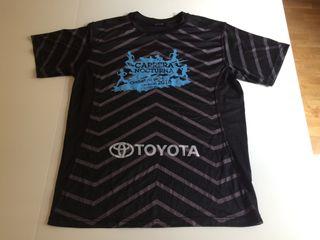 Camiseta tecnica runner