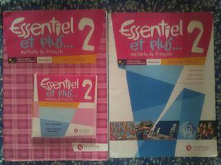 Essentiel et Plus 2 Niveau A2 (1) Santillana
