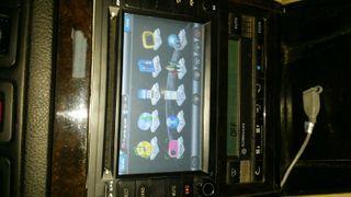 pantalla coche tactil