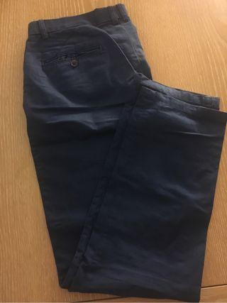 Pantalon chico algodon 42