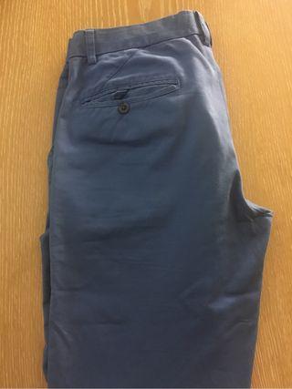 Pantalon algodon chico t.40/42