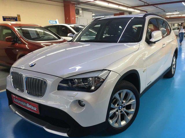 BMW X1 2.8 i AUTOMATICO, 12 MESES DE GARANTIA