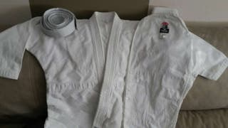Traje de karate Talla 140