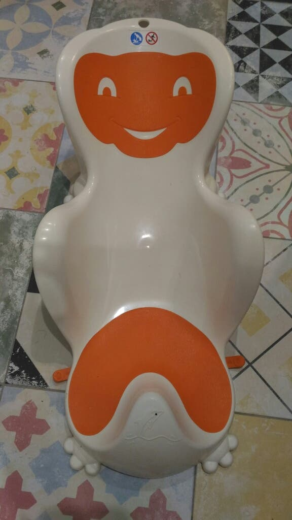 silla hamaca baño bebe