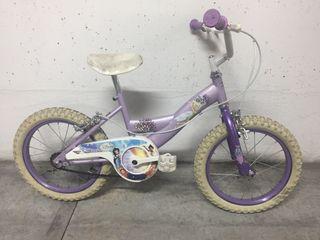 "Bicicleta Disney Campanilla 16"""