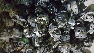 catalizador turbos baterias automocion