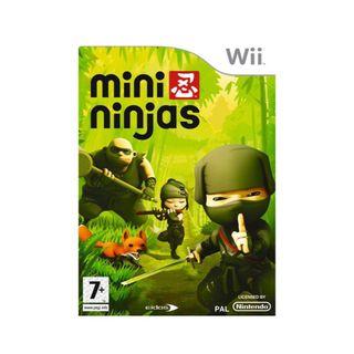 Juego Wii Nintendo - Mini Ninjas