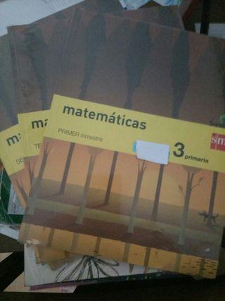libro texto matematicas SM
