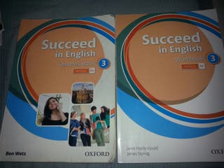 Succeed in English 3. Student's Book and Workbook