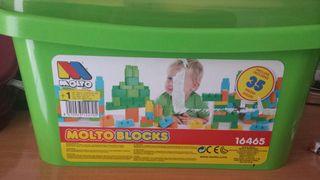 bloques construcción MOLTO