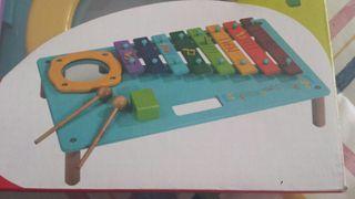 xilofono madera