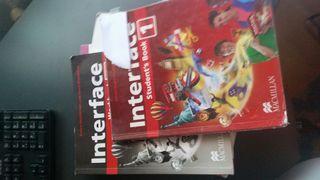 libro y cuadernillo ingles 1 eso interface