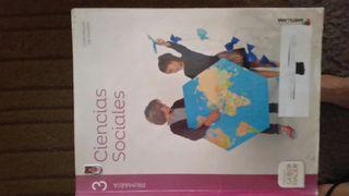 libro sociales saber hacer 3 primaria