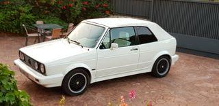 Volkswagen Golf mk1 Cabrio 1989