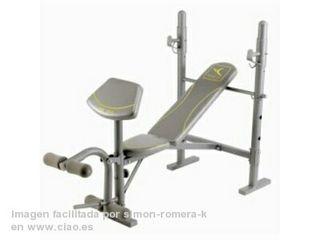 banco de musculacion