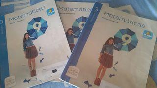 libro matematicas 3 primaria pryecto saber hacer