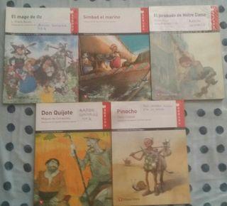 colección de cuentos infantiles