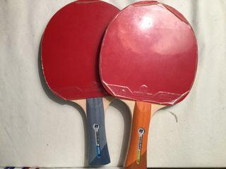 Pala ping-pong seminuevas