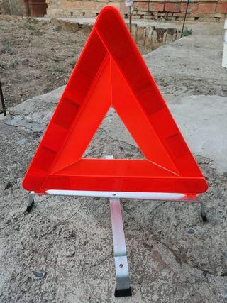 Triangulos de senyalització