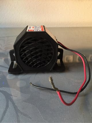 Sirena 12-24Vcc, 97 dB