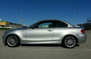 BMW Serie 1 120d Coupe
