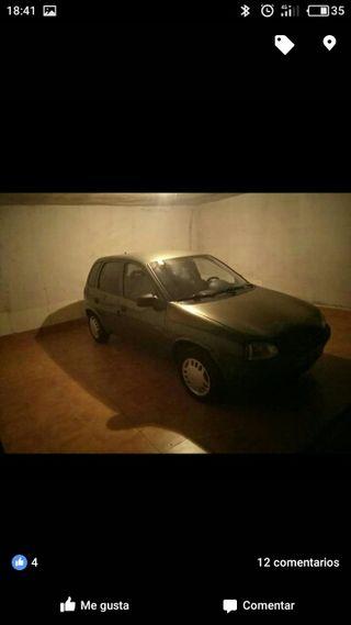 opel corsa 1.4 gasolina 1998