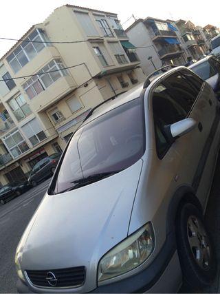 Opel zafera. 2001