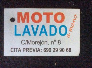 LAVADERO DE MOTOS