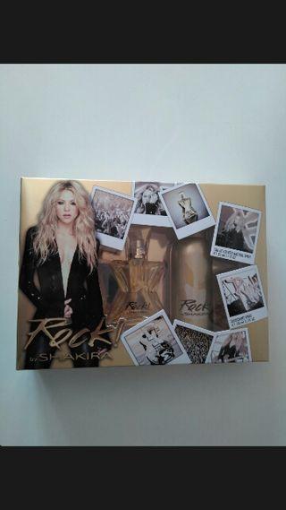 lote de colonia Rock by Shakira mujer