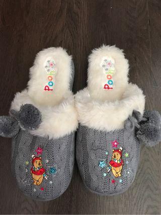 Zapatillas estar por casa